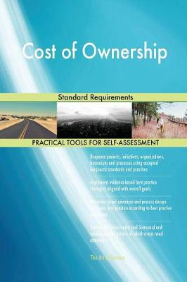 Cost of Ownership Standard Requirements (Paperback)