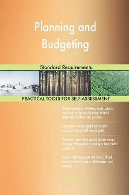 Planning and Budgeting Standard Requirements (Paperback)