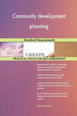 Community Development Planning Standard Requirements (Paperback)