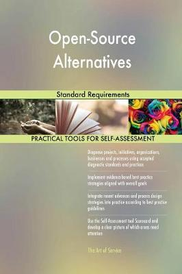 Open-Source Alternatives Standard Requirements (Paperback)