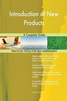 Introduction of New Products a Complete Guide (Paperback)
