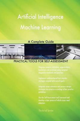 Artificial Intelligence Machine Learning a Complete Guide (Paperback)