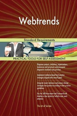 Webtrends Standard Requirements (Paperback)