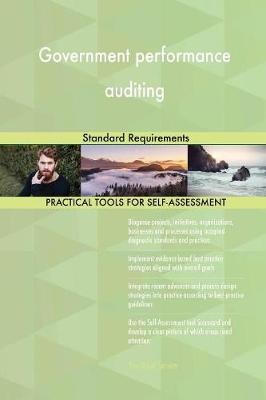 Government Performance Auditing Standard Requirements (Paperback)