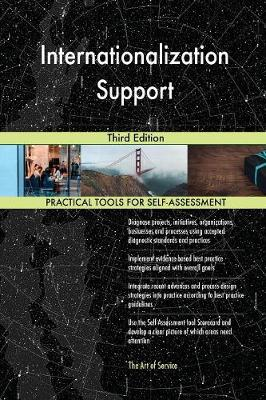 Internationalization Support Third Edition (Paperback)