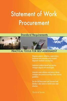 Statement of Work Procurement Standard Requirements (Paperback)