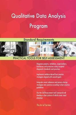 Qualitative Data Analysis Program Standard Requirements (Paperback)