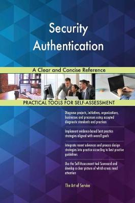 Security Authentication a Clear and Concise Reference (Paperback)