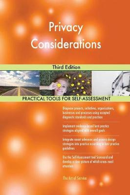 Privacy Considerations Third Edition (Paperback)
