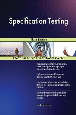 Specification Testing Third Edition (Paperback)