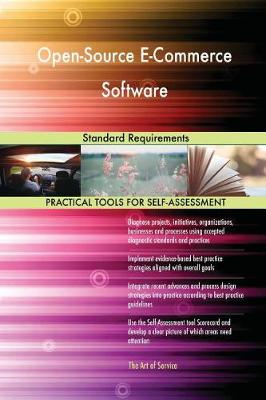 Open-Source E-Commerce Software Standard Requirements (Paperback)