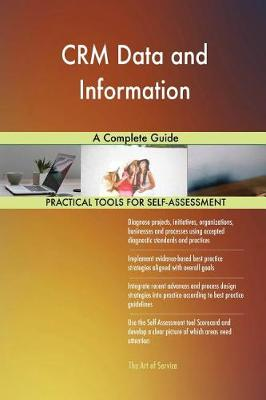 Crm Data and Information a Complete Guide (Paperback)