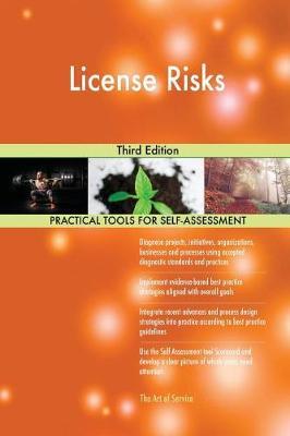 License Risks Third Edition (Paperback)