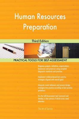 Human Resources Preparation Third Edition (Paperback)
