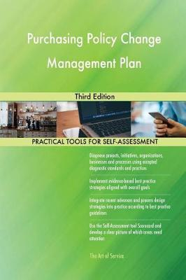 Purchasing Policy Change Management Plan Third Edition (Paperback)