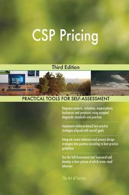 CSP Pricing Third Edition (Paperback)