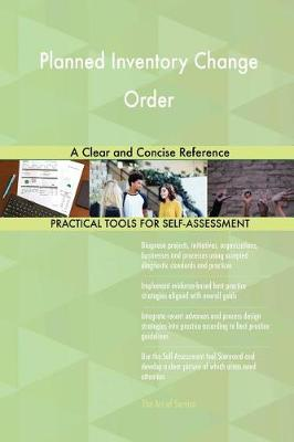 Planned Inventory Change Order a Clear and Concise Reference (Paperback)