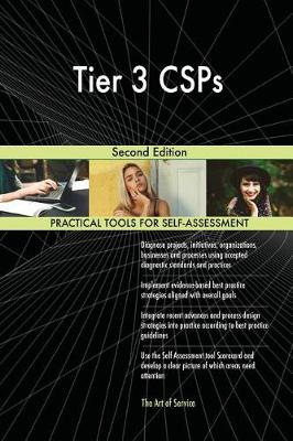 Tier 3 Csps Second Edition (Paperback)