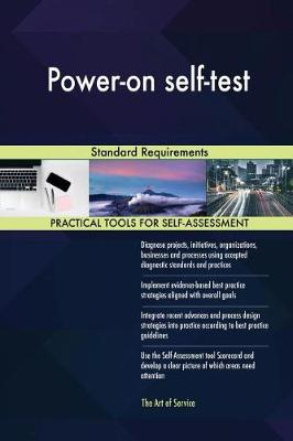 Power-On Self-Test Standard Requirements (Paperback)