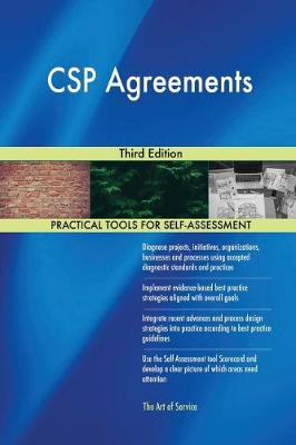 CSP Agreements Third Edition (Paperback)