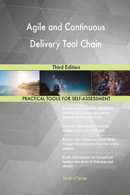 Agile and Continuous Delivery Tool Chain Third Edition (Paperback)