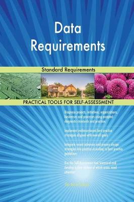 Data Requirements Standard Requirements (Paperback)