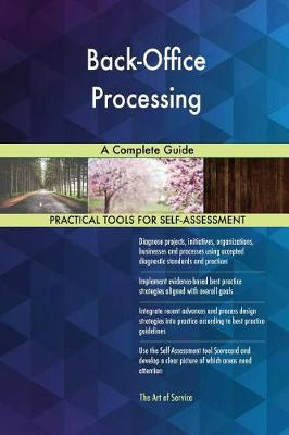 Back-Office Processing a Complete Guide (Paperback)