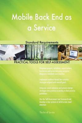 Mobile Back End as a Service Standard Requirements (Paperback)