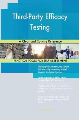 Third-Party Efficacy Testing a Clear and Concise Reference (Paperback)