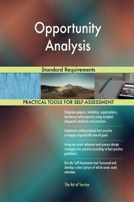 Opportunity Analysis Standard Requirements (Paperback)