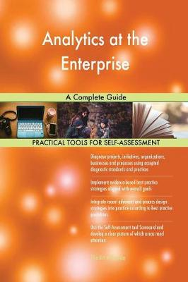 Analytics at the Enterprise a Complete Guide (Paperback)