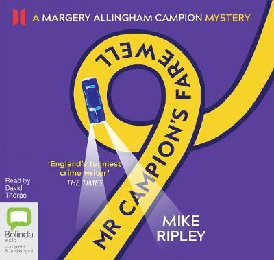 Mr Campion's Farewell (CD-Audio)