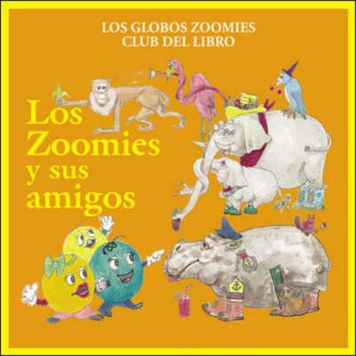 Los Zoomies y sus Amigos (Paperback)