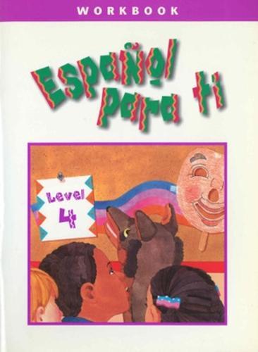 Espanol para ti Level 4, Workbook - ESPANOL PARA TI (Paperback)