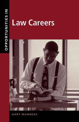 Opportunities in Law Careers - Opportunities in...Series (Paperback)