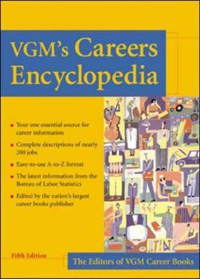 V.G.M.'s Careers Encyclopedia (Board book)