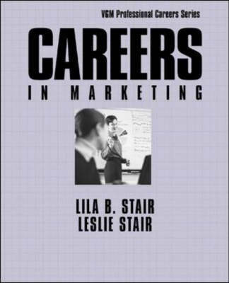 Careers in Marketing - VGM Professional Careers S. (Paperback)