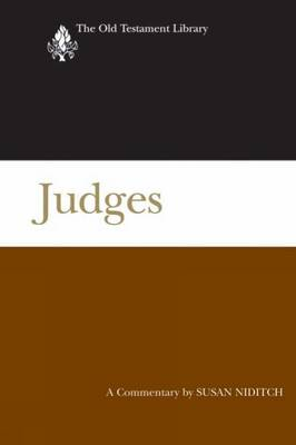 Judges: A Commentary - Old Testament Library (Hardback)