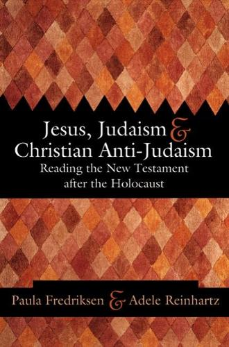 Jesus, Judaism, and Christian Anti-Judaism: Reading the New Testament after the Holocaust (Paperback)