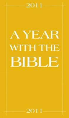 A Year with the Bible 2011 (10 pack) (Paperback)