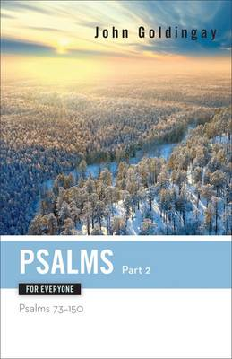 Psalms for Everyone, Part 2 - Old Testament for Everyone (Paperback)
