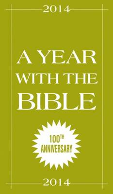 A Year with the Bible 2014 (Paperback)