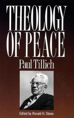 Theology of Peace (Paperback)