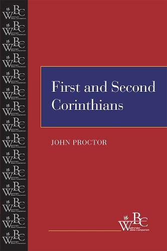 First and Second Corinthians (Paperback)