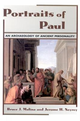 Cover Portraits of Paul: An Archaeology of Ancient Personality