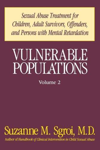 Vulnerable Populations Vol 2 (Paperback)