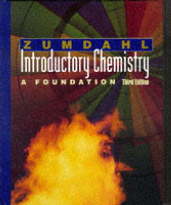 Introductory Chemistry: A Foundation (Paperback)