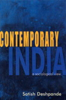 Contemporary India: A Sociological View (Hardback)