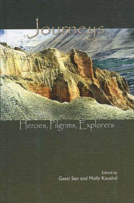 Journeys: Heroes, Pilgrims, Explorers (Hardback)