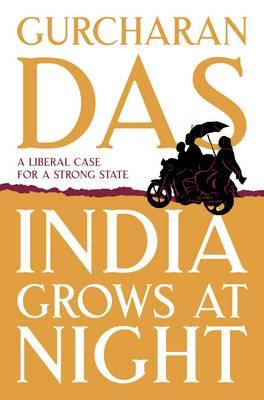 India Grows At Night (Hardback)